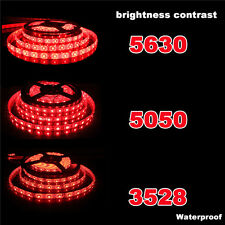 5M SMD Cool/Warm white Waterproof Strip Light 5050/3528/5630 LED Flexible Light