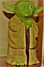 VINTAGE 9INCH STAR WARS YODA FIGURE -ONLY USED FOR DISPLAY