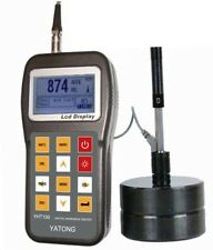 YHT-100 Rebound Leeb Hardness Tester Meter D Impact Device for Metal Steel#RS01