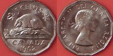 Proof Like 1962 Canada 5 Cents From Mint's Set