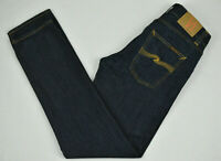 NUDIE JEANS Big Bengt Dry Dirt Organic Mens Long Jean NJ2592 Size W30 L32
