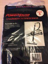 GENUINE HITACHI POWERHOUSE CYLINDER CLEANER BAGS PB43