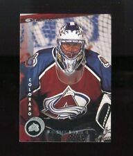 Lot 12 cartes Patrick Roy Colorado Avalanche cartes NHL Hockey