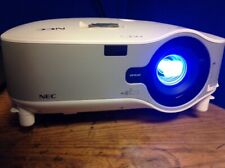 NEC NP3250W LCD Projector