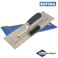 Refina SuperFLEX 3 Trowel Stainless Steel Skimming Trowel / Holder