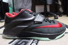 New Nike KD 7 VII NikeiD ID Size 12 Solar Yeezy Glow in the Dark