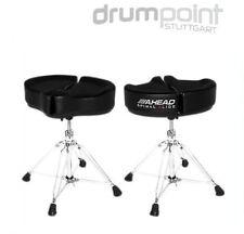 Ahead Spinal Glide SPG-B-4 Drumsitz Schlagzeug Sattelsitz Black