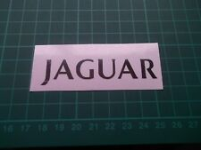 Jaguar  Chrome ...Panel Decal.....Sticker...x2