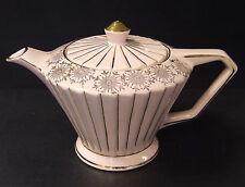 Very Stylish Pink SADLER Art Deco Style Teapot