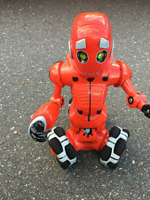 Wowee Tribot Talking Companion Big Robot Red Interactive Bot Fun and cool toy.