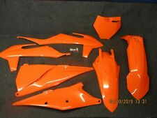 KTM SXF250 SXF350 SXF450 2019 X-FUN all orange full plastic kit PK4015