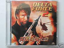 原裝正版 - 突襲哥倫比亞 (DELTA FORCE 2) VCD