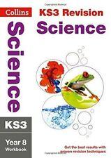 KS3 Science Year 8 Workbook (Collins KS3 Revision) by Collins KS3 (Paperback, 2014)