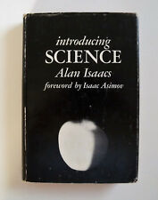 Introducing Science by Alan Isaacs (1964,Hardcover) Foreward by Isaac Asimov