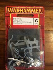 Undead Skeleton Cavalry Black Knight  New Blister Warhammer  OOP