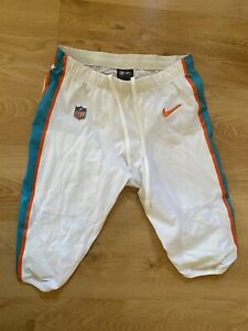Ryan Fitzpatrick Miami Dolphins 2019 Game Used Issued Pants