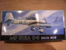 Fujimi F16-ju-87 Stuka d-5 Blanco MILK - 1:72 nuevo emb. orig. 32