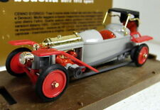 Brumm 1/43 Scale R5 Bedelia Cyclecar 1913 Grey / Red Diecast Model Car