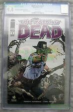 THE WALKING DEAD #1 2nd Print 2013 Portland Wizard Comic Con Variant CGC 9.4 NM!