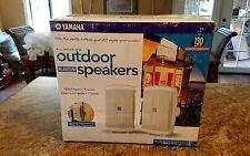 NEW Yamaha NS-AW350 Outdoor Speaker Pair