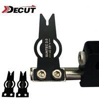 """1pcs Decut Arrow Rest Steel Blade 0.08/0.1/0.12"""" Compound Bow Archery Accessory"""
