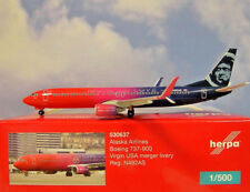 Herpa Wings 1:500 Boeing 737-900 Alaska Airlines N492AS  530637 Modellairport500