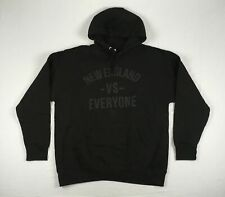 Smart Blanks New England Patriots - Men's Black Sweatshirt (XL) - Used