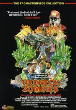 Redneck Zombies DVD Troma Films w/ CD Soundtrack - NEW