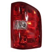 07 08 09 10 11 12 13 Silverado Sierra Right Pass'r Taillight Taillamp Lamp Light