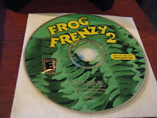 Frog Frenzy 2 (PC, 2002) - Disc Only!!!!!