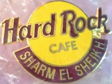 Hard Rock Cafe SHARM EL SHEIKH 1998 Small Classic Logo PIN - HRC Catalog #8679