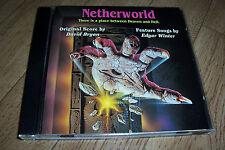 Netherworld Score Soundtrack NM CD Edgar Winter David Bryan