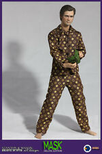 IN STOCK 1/6 The Mask Stanley Ipkiss Pajama Figure Asmus Jim Carrey Toys Hot USA