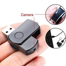Mini HD Caméra Numérique DVR Disque USB Détecter Magnétoscope Caméra Espion QW