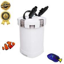 AQUARIUM External Canister FILTER Aqua Fish Water Tank Sponge Pond 1000L/H Pump