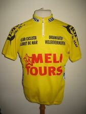 Lloret de Mar RIDER WORN Spain Meli jersey shirt cycling wielershirt size XL