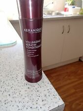 Keranique Hair Product Volumizing Keratin Conditioner 240 Ml Comb