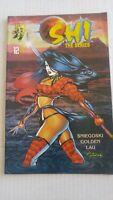 Shi The Series #12 July 1998 Crusade Comics Tucci  Sniegoski Golden Lau