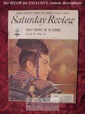 Saturday Review July 16 1966 MARSHALL FISHWICK JOHN M. CULKIN JAMES D. KOERNER