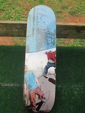 "Skate Mongoose Rare Downtown Skater Skateboard Deck Only 31"" x 8"" Unused Cond."
