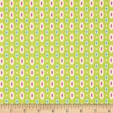 Mariner Dot Lime Michael Miller 7105-LIME cotton fabric Into the Deep Yard