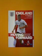 Under-19 International Friendly - England v Turkey - 5th March 2014