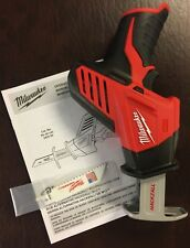 NEW Milwaukee M12 12 Volt 2420-20 Lithium-Ion Hackzall Reciprocating Saw