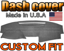 fits 2007-2011  TOYOTA  CAMRY  DASH COVER MAT DASHBOARD PAD /  CHARCOAL  GREY