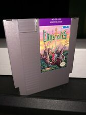 Crystalis - Nintendo NES Video Game - Cart Only
