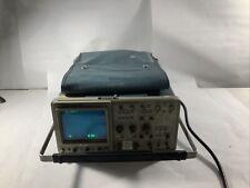 Tektronic 2465 300mhz 4 Channel Oscilloscope Am W1a