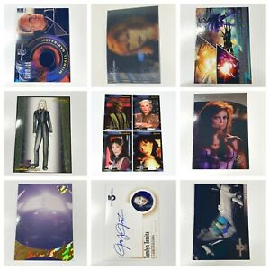 Babylon 5 Trading Cards   Chase Foils   SkyBox Rittenhouse  B5