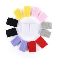 1 paar 8*5 cm Sport Schweißband Armband Basketball Handgelenkschutz LaufbandPPTY