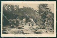 Bolzano Nova Levante Lago Carezza cartolina QT4947
