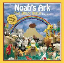 Noahs Ark: The Brick Bible for Kids